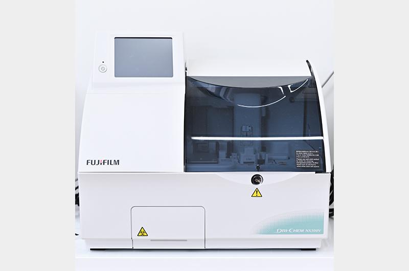 ドライケム(血液生化学検査)